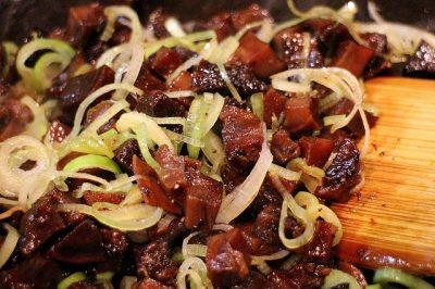 #猪タン 角煮 山肉 ジビエ