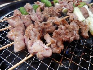 #豚肉 豚のかしら #焼肉 #飯田焼肉