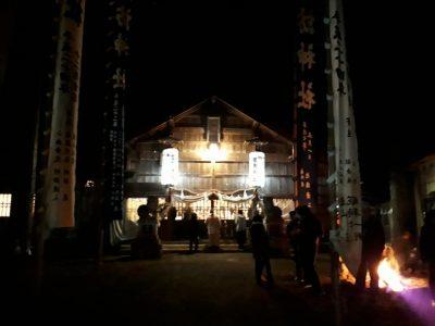 #遠山郷 #霜月祭り