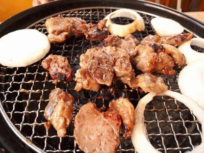 ラム肉 一口ステーキ 焼肉