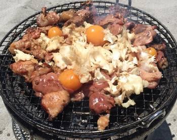 飯田市 遠山ジンギス イノシシの里 焼鍋