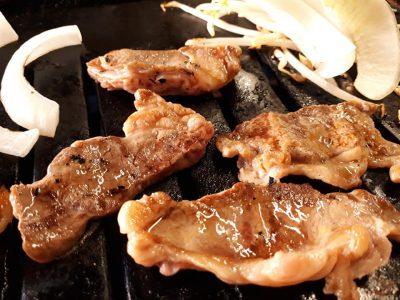 #遠山郷 #飯田焼肉 #マトン #ジンギスカン