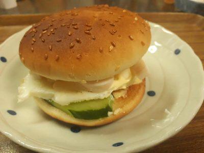 塩いか 飯田市特産 ハンバーガー バンズ