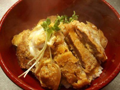 #ラム 羊肉 #ラム カツ丼