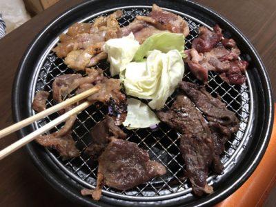 飯田焼肉 タレ焼肉 ジンギスカン 遠山ジンギス