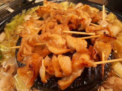 飯田市 飯田焼肉 鶏皮 ジンギスカン 焼鍋