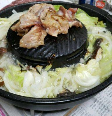 飯田市 飯田焼肉 ジンギスカン 焼鍋