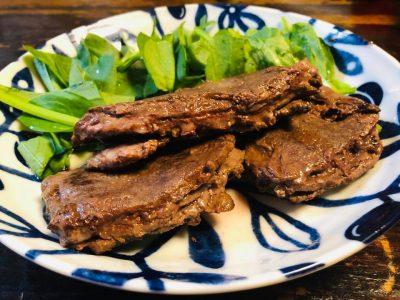 飯田市 遠山郷 鹿肉 ジビエ レシピ
