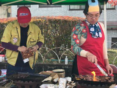 飯田 丘のまちフェスティバル 肉のスズキヤ