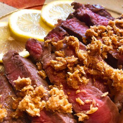 黒毛和牛 リブアイステーキ リブロース