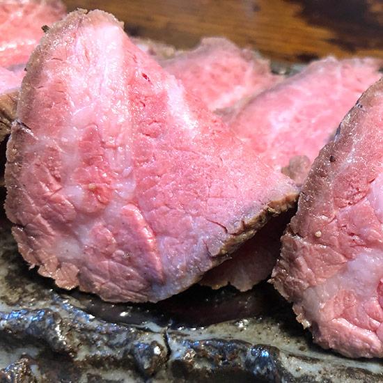 ローストビーフ 牛肉