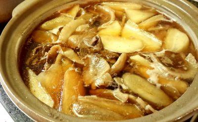 飯田市 ぼたん鍋 イノシシの里 焼鍋